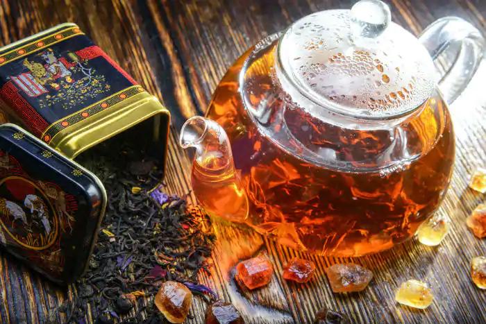 Beauty Benefits Of Tea