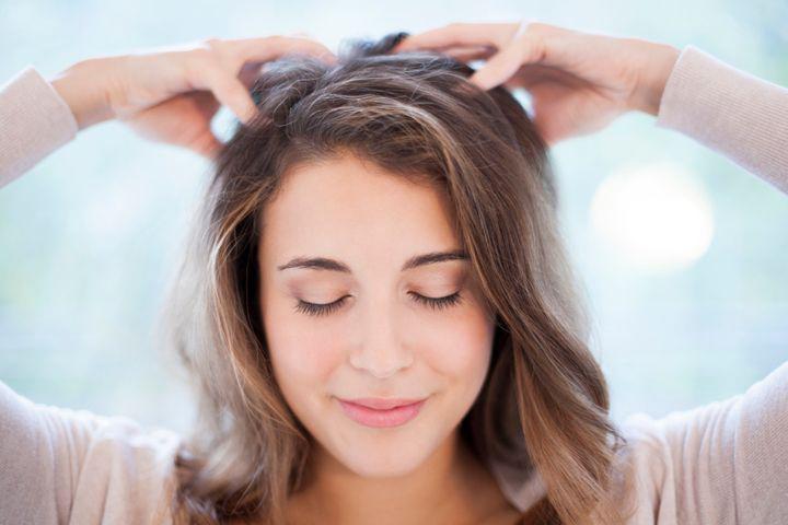 Massage Your Scalp Regularly
