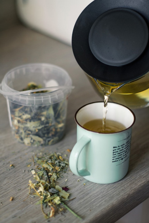 Tea Boosts Your Immune System