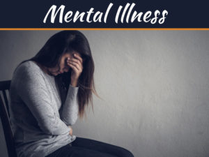 Know The Different Kinds Of Mental Illness