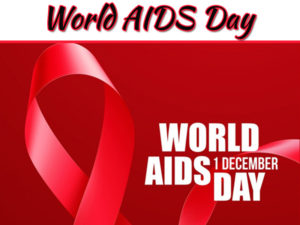 This Aids Day Let's Fight With HIV