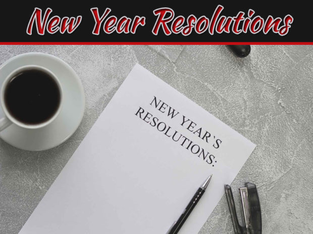 9 New Year Resolutions For Healthy Living Life
