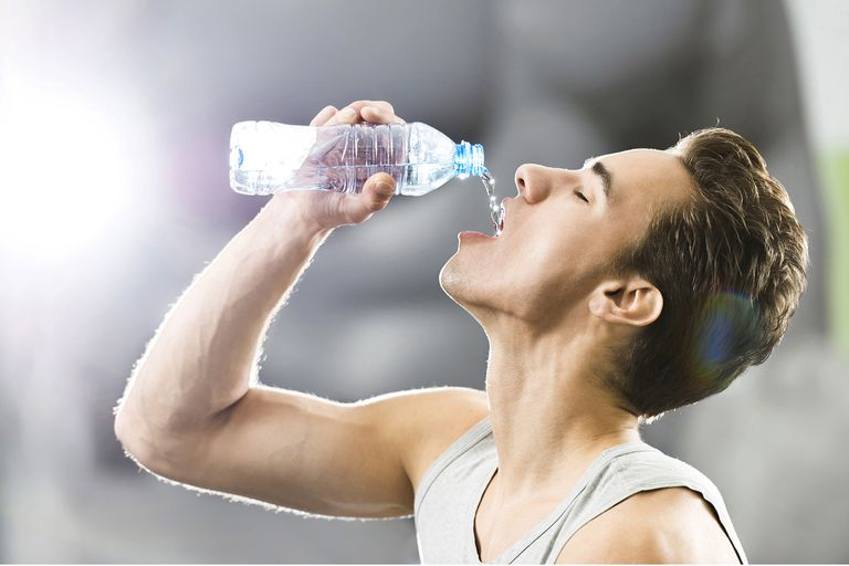 Consumption Of Water
