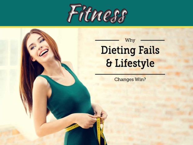 Dieting Vs Lifestyle Changes – Which One Would You Like To Follow?