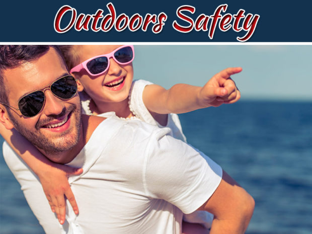 How To Enjoy Sun And Outdoors Safely?