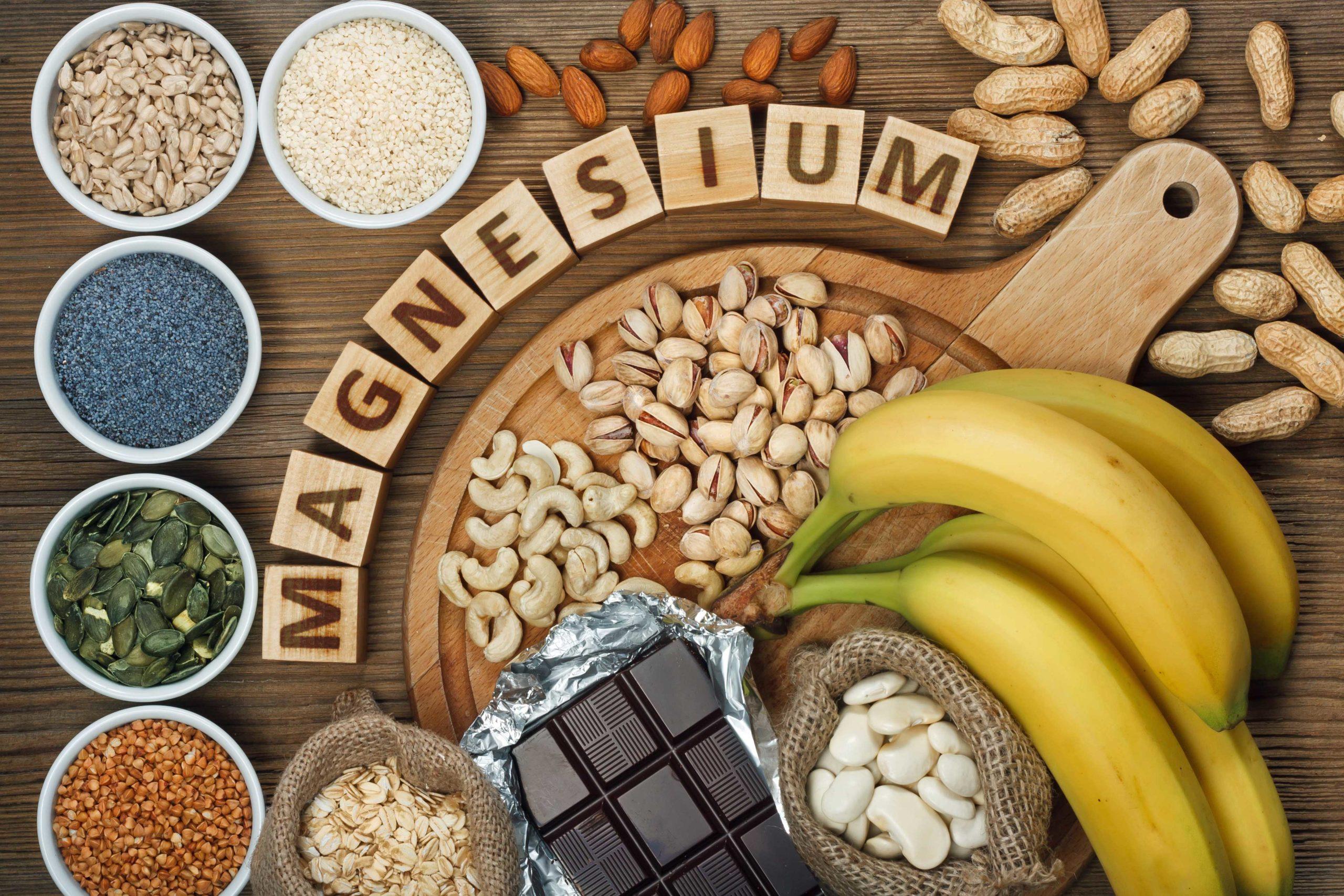 Increase Magnesium Intake