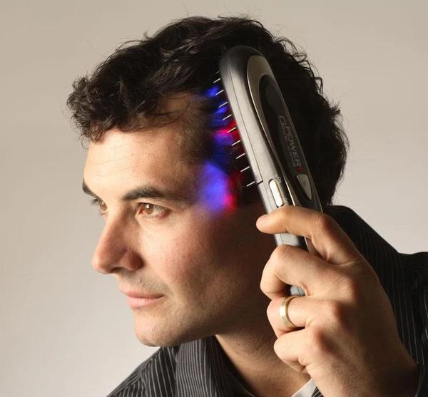 Laser Combs