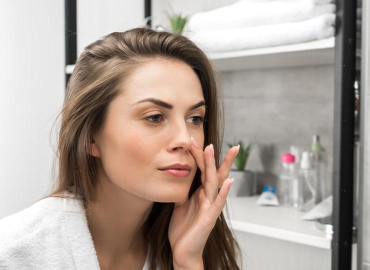 Practice Proper Skincare Habits