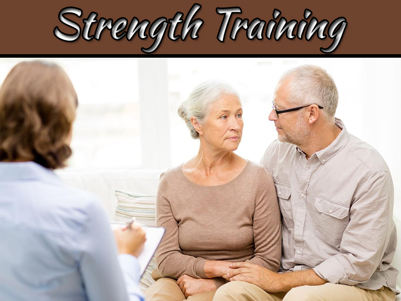 The Benefits Of Strength Training For Older Women