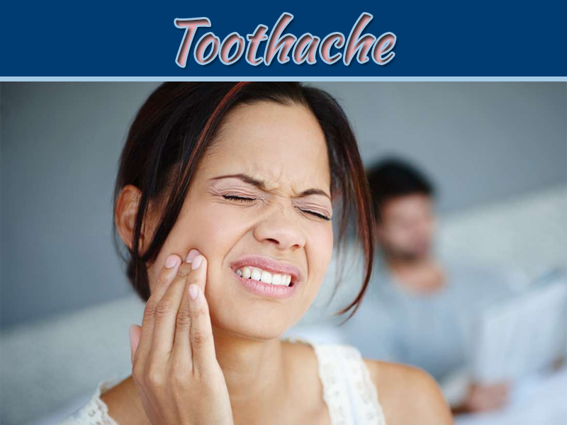 Toothache Can Happen At Any Age For Varied Reasons