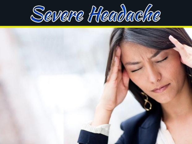 What To Do When Severe Headache - 9 Fast Relief Home Remedies