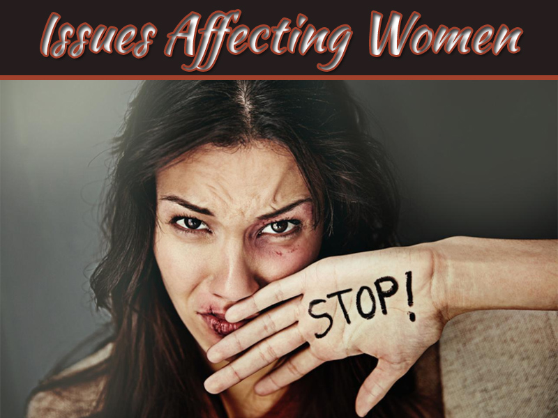 9 Critical Issues Affecting Girls And Women's Life