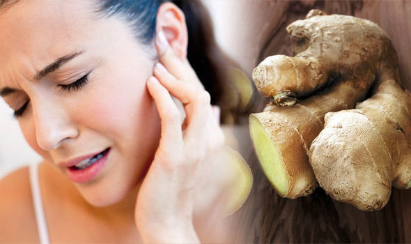 Home Remedies Ginger For Ear
