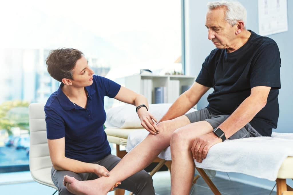 Cares After Knee Replacement