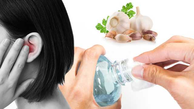 Home Remedies Garlic For Ear