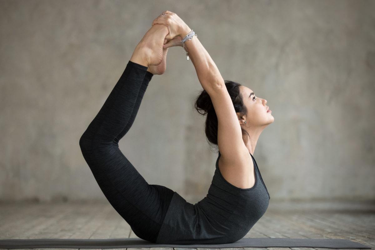 Dhanurasana – Bow Pose