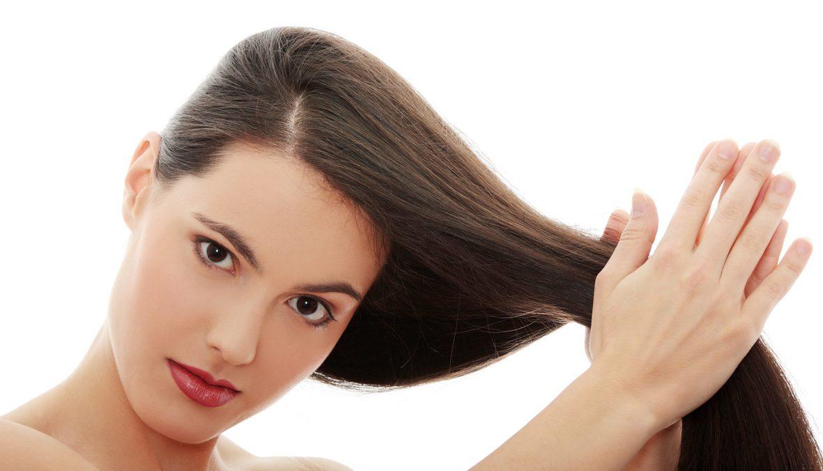 Oil In Hair