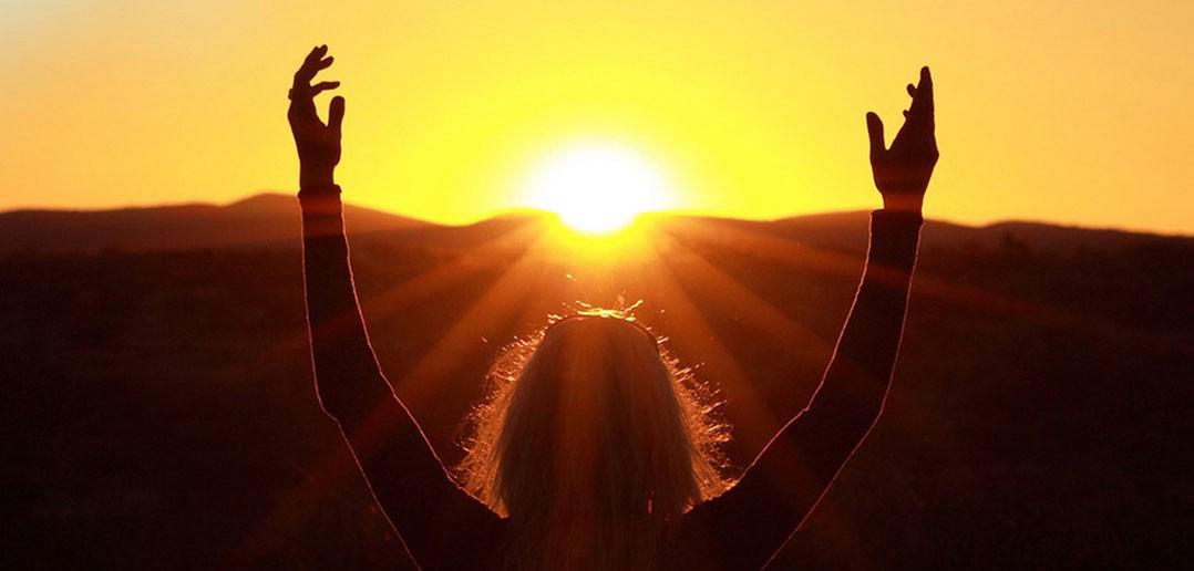 The Importance Of Sunbath And Sun Gazing