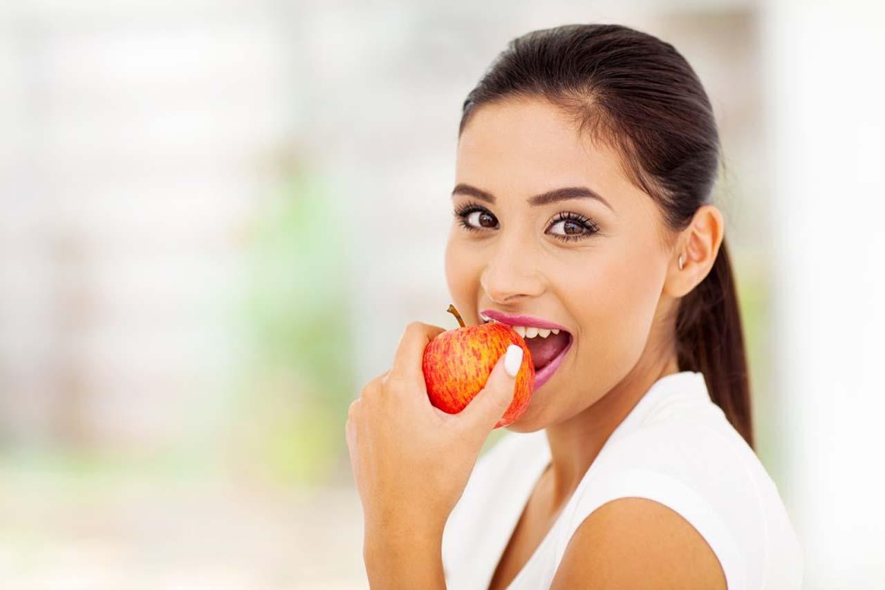 Eat Plenty Of Fruits And Vegetables