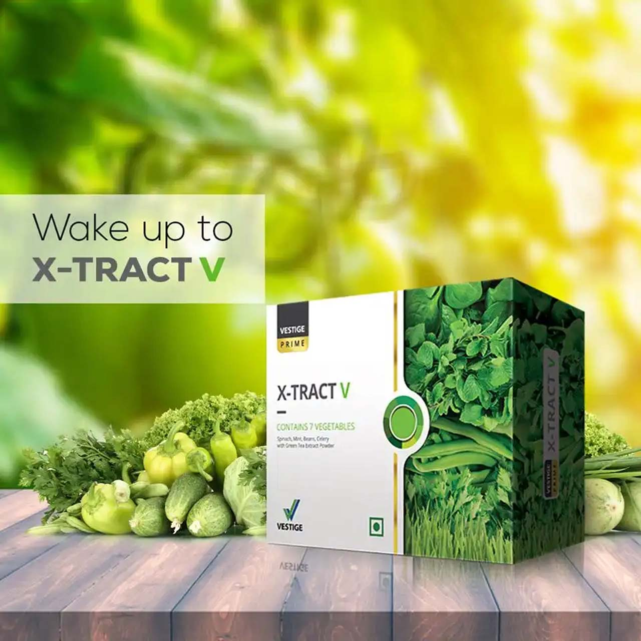 Food Supplements Kit For Better Health