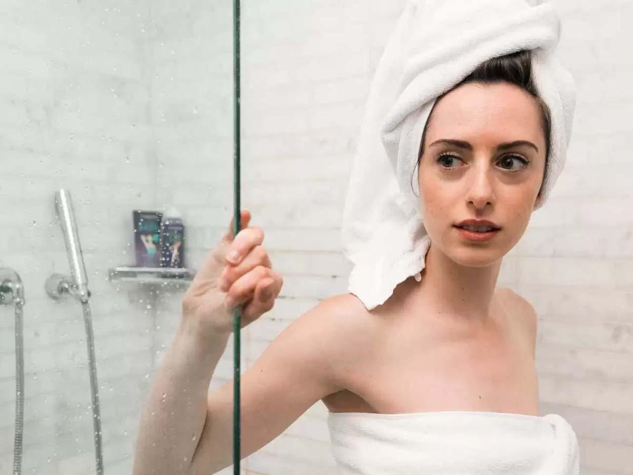 Avoid Hot Showers