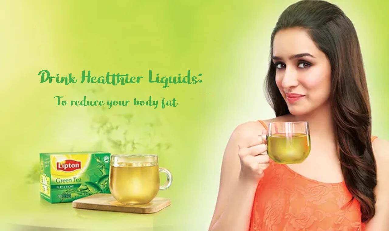 Drink Healthier Liquids