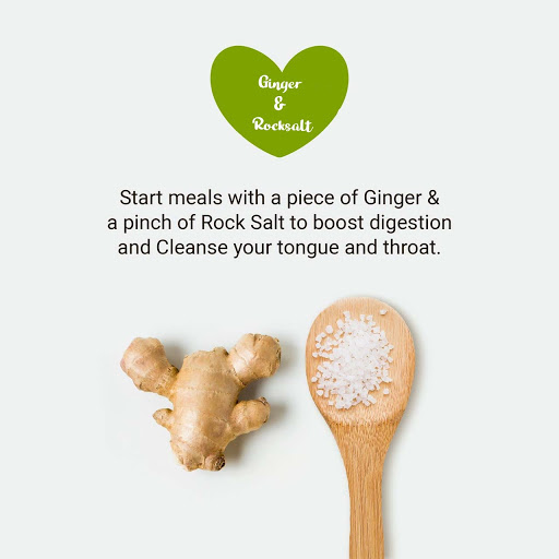 Ginger And Rocksalt