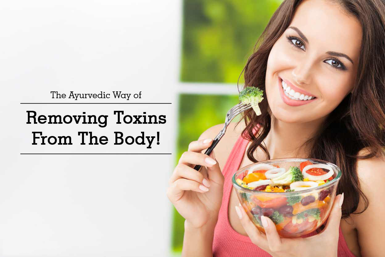 Removes Bad Toxins From The Body