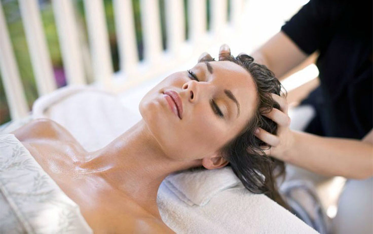 Scalp Massages