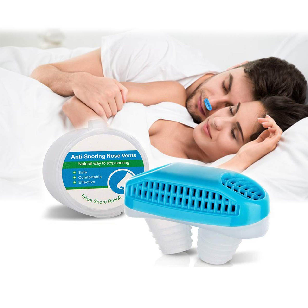 Anti-Snoring Mouth Appliance
