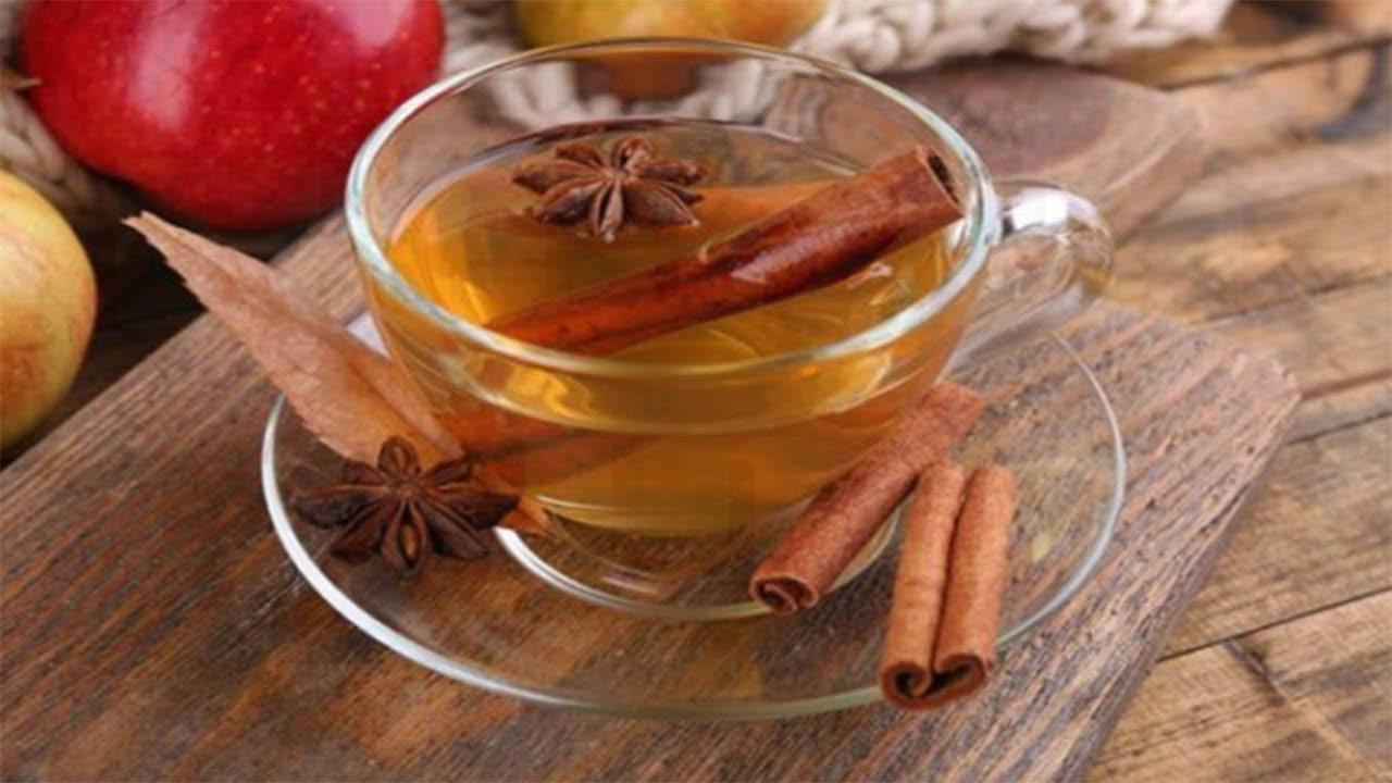 Cinnamon Water