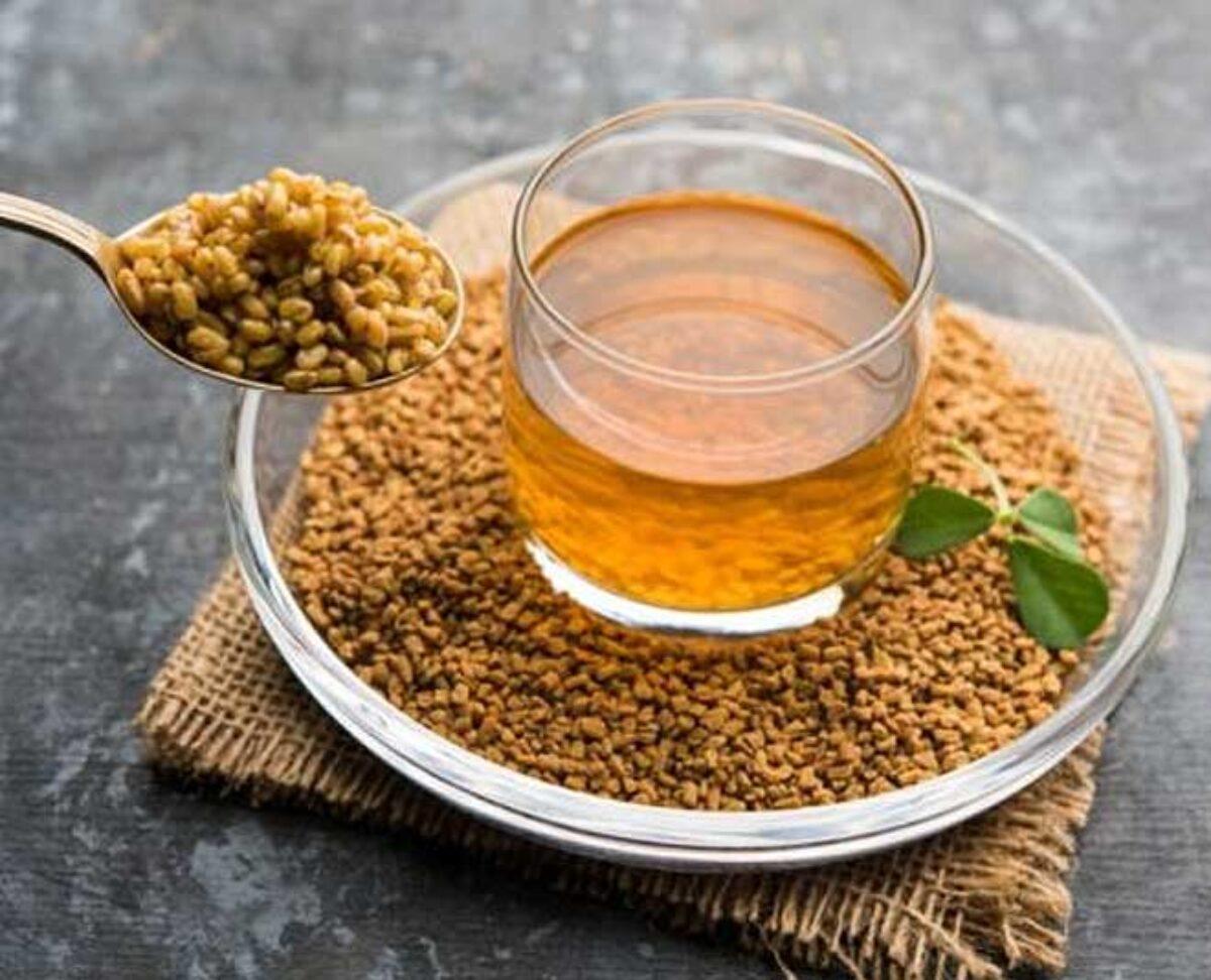 Fenugreek Seed Water