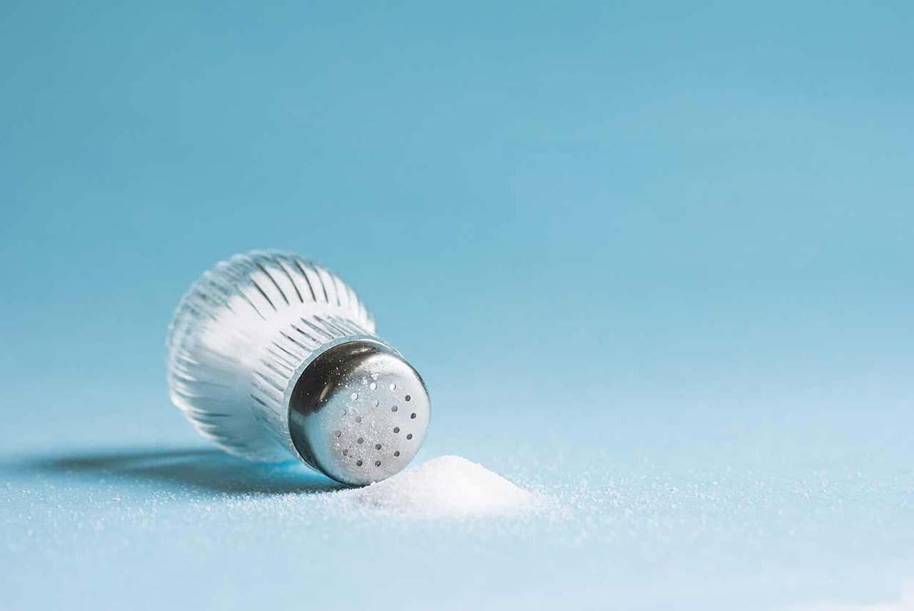 Limit Salt Intake