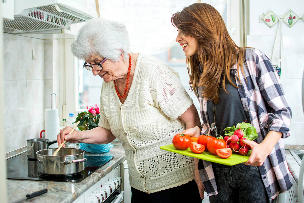 Cooking Healthy With Your Loved Ones