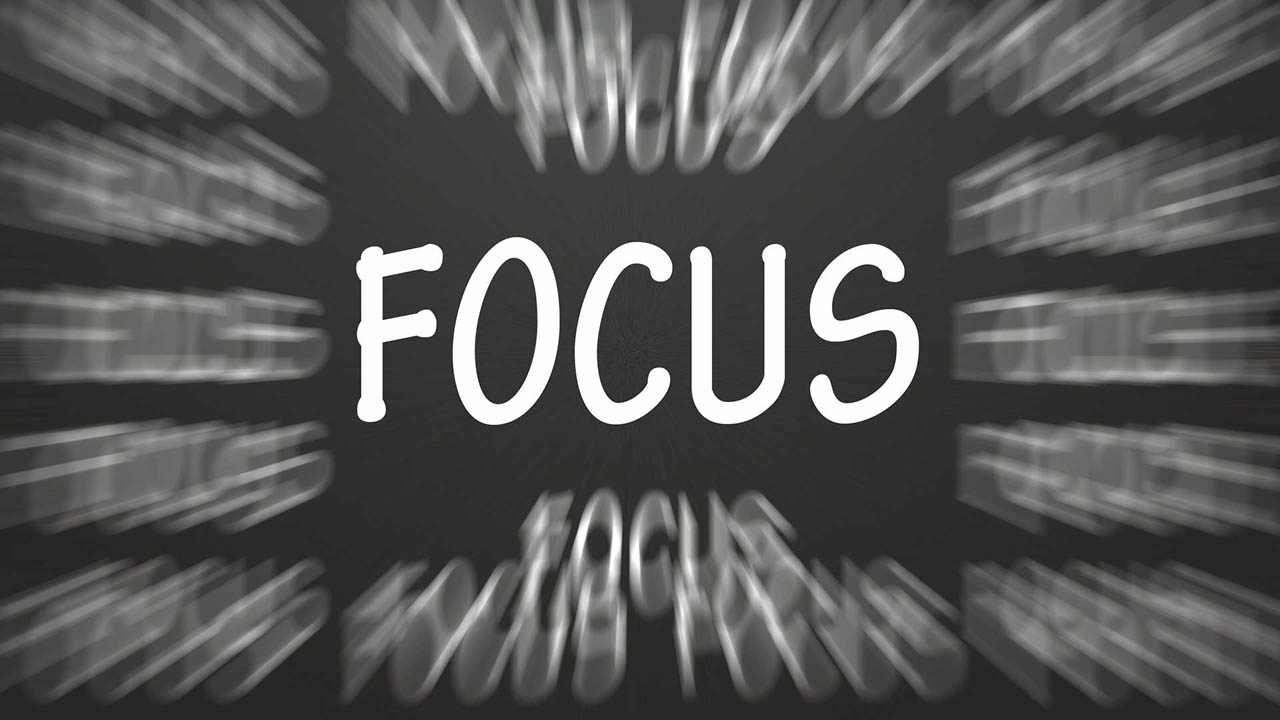 Try To Stay Focused