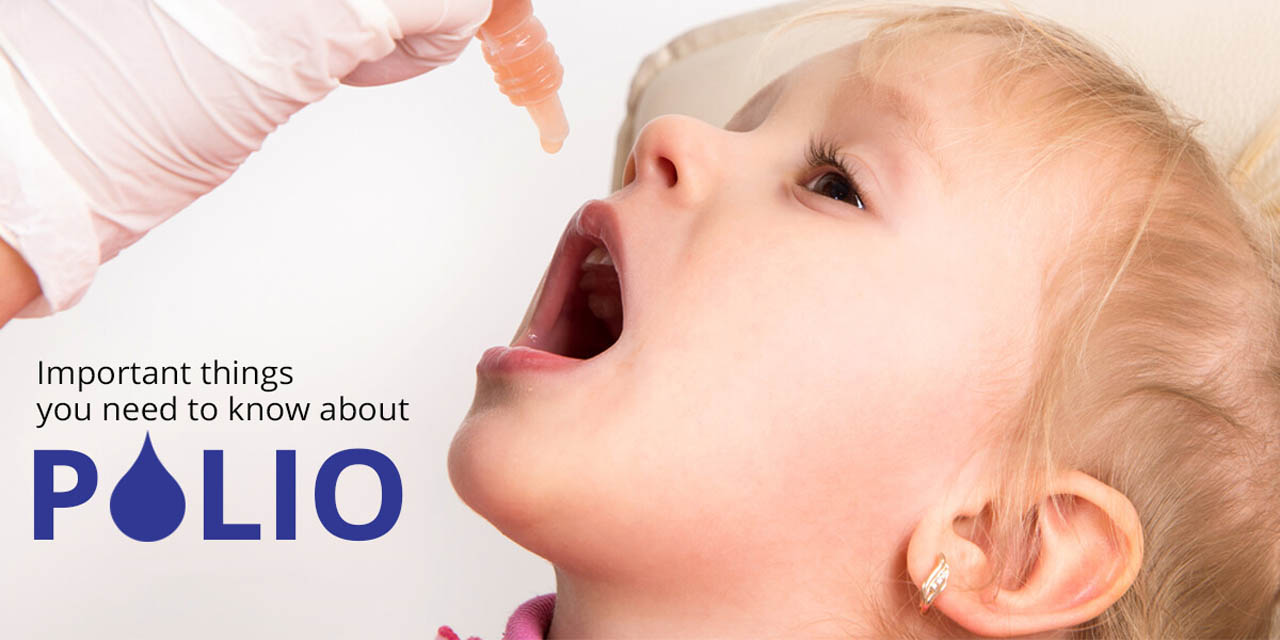 Things You Should Know About Polio