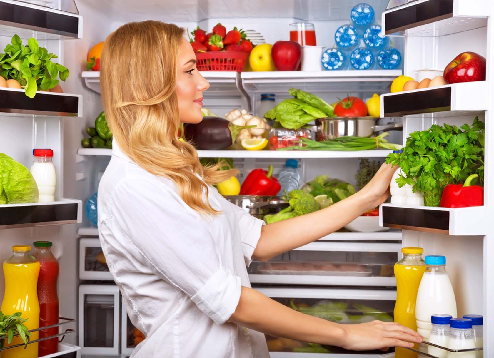 Stock Your Kitchen With Healthy And Nutritious Foods