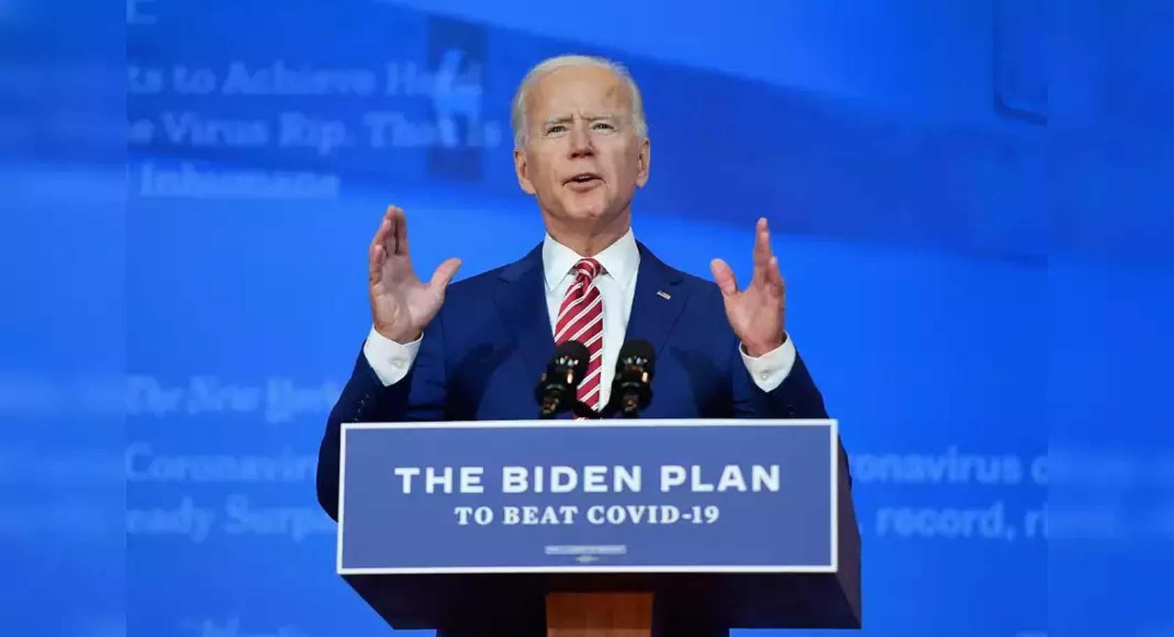 President Biden Has Assured Americans To Tackle Coronavirus Pandemic