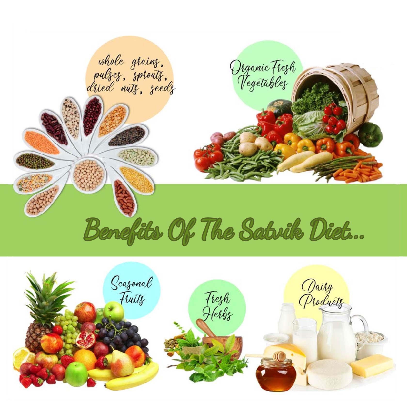 Benefits Of The Satvik Diet