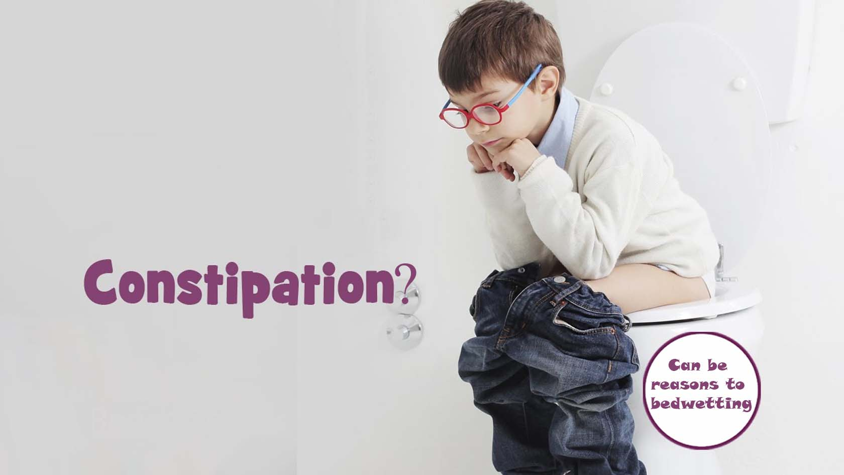 Check For Constipation
