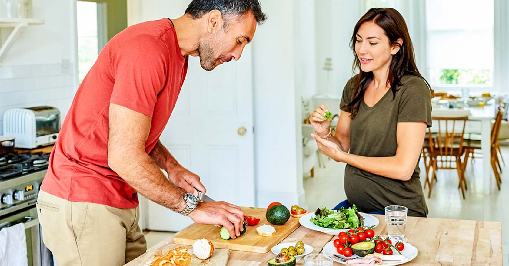 Importance Of Right Eating And Exercise