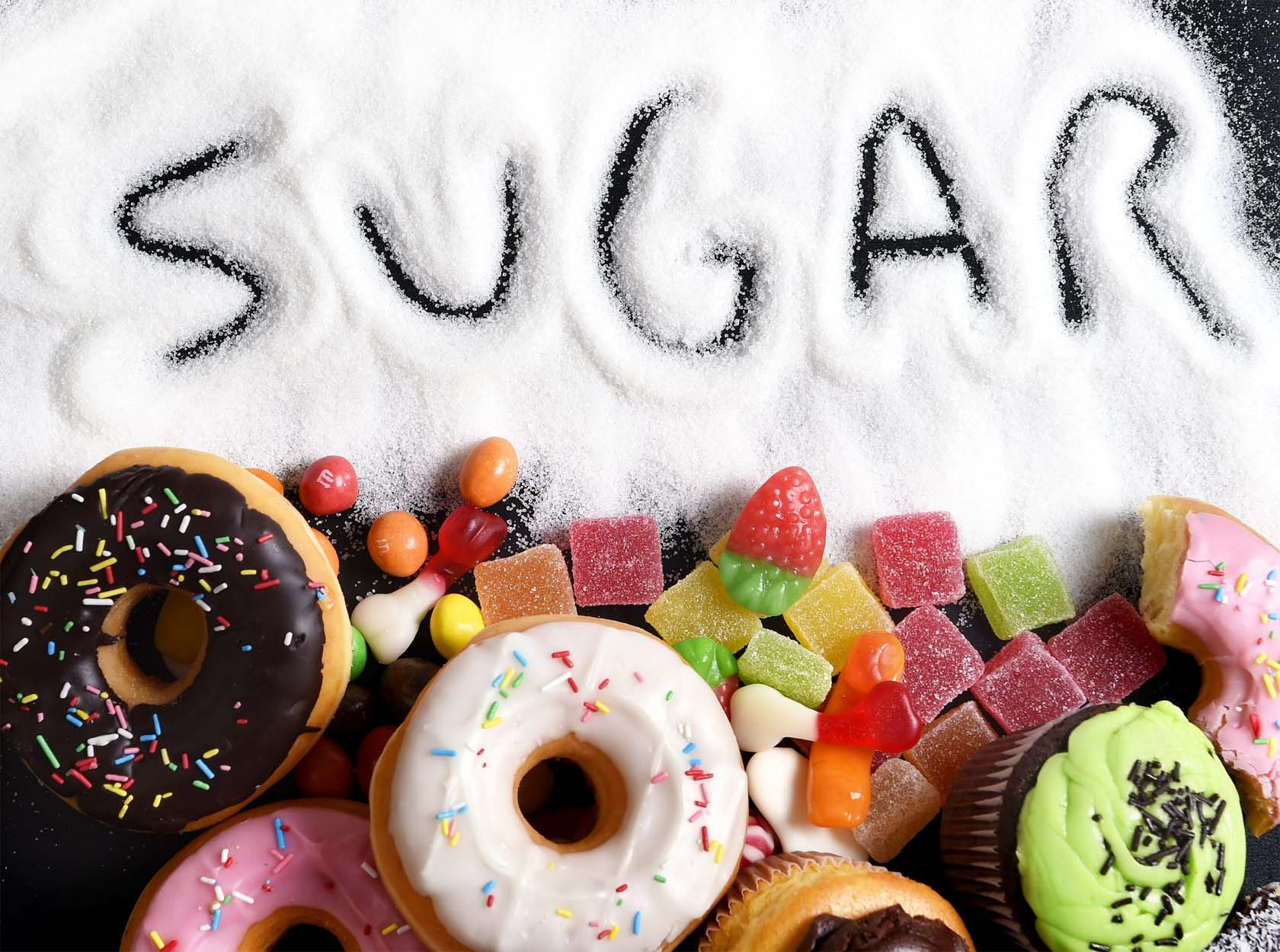 Lower The Sugar And Carbohydrates