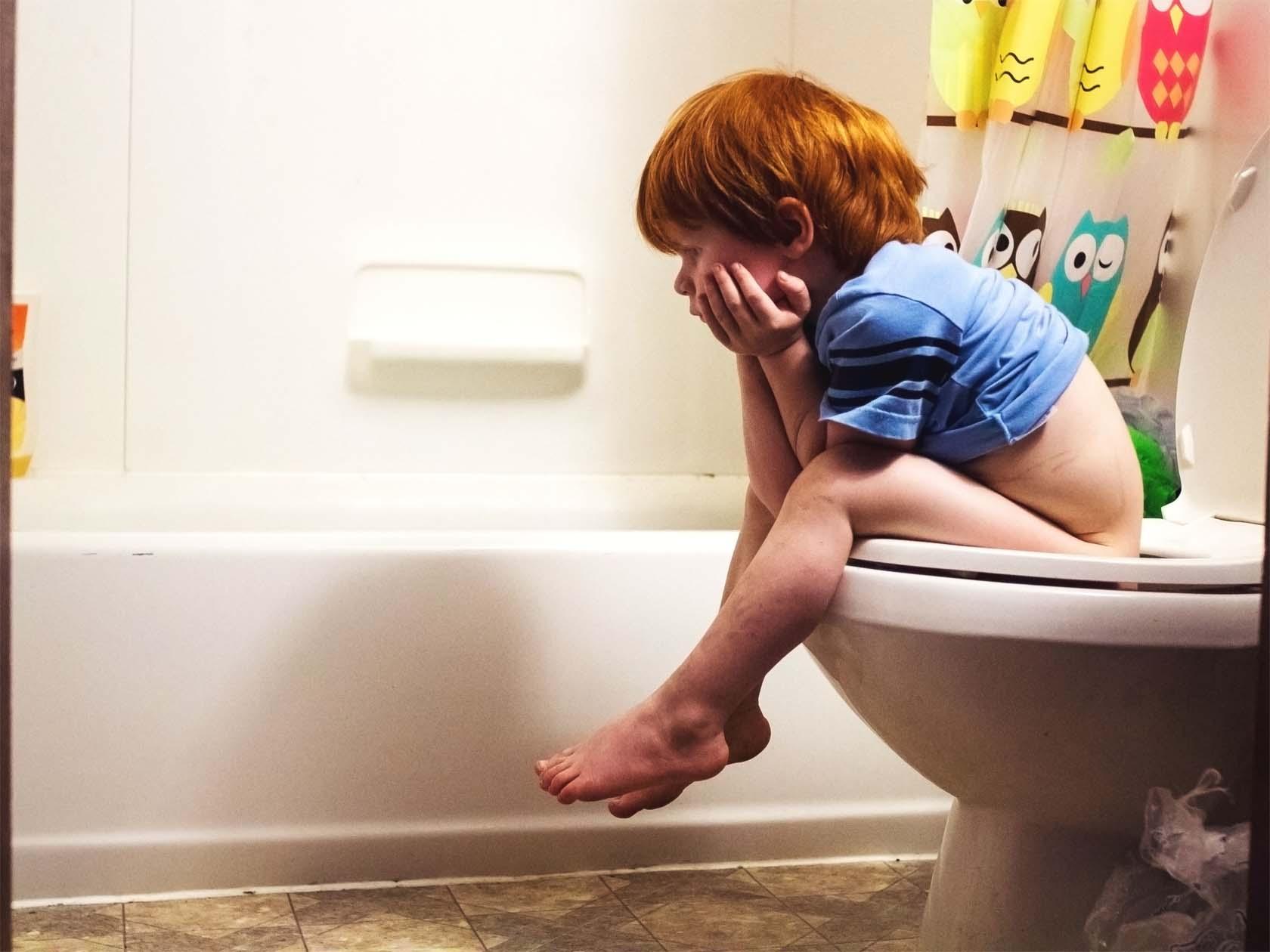 Make Sure Your Child Regularly Urinates
