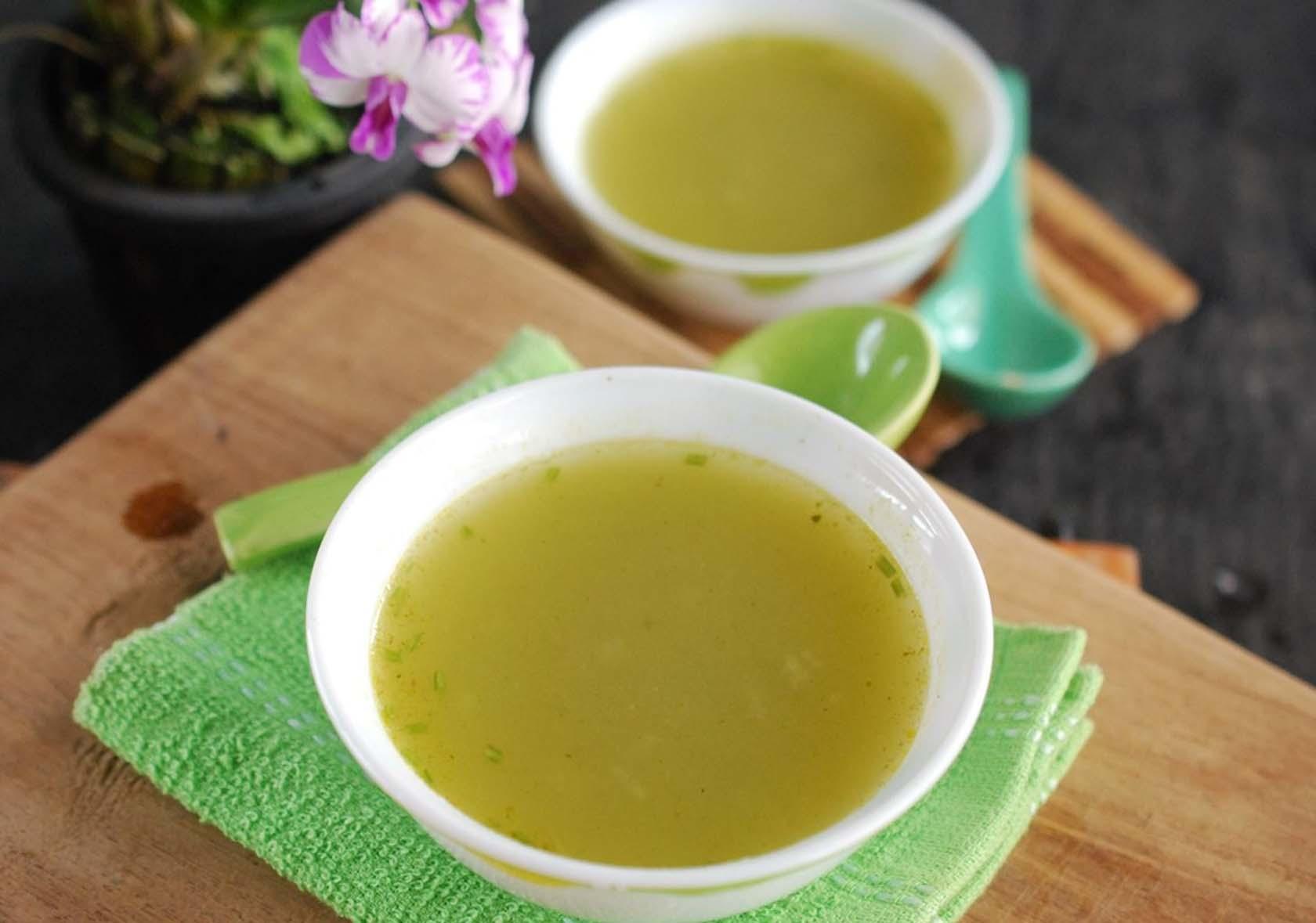 Green Papaya Soup