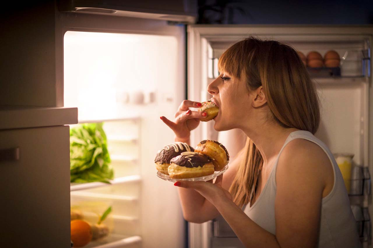 Stop Overeating For A Better Digestive System