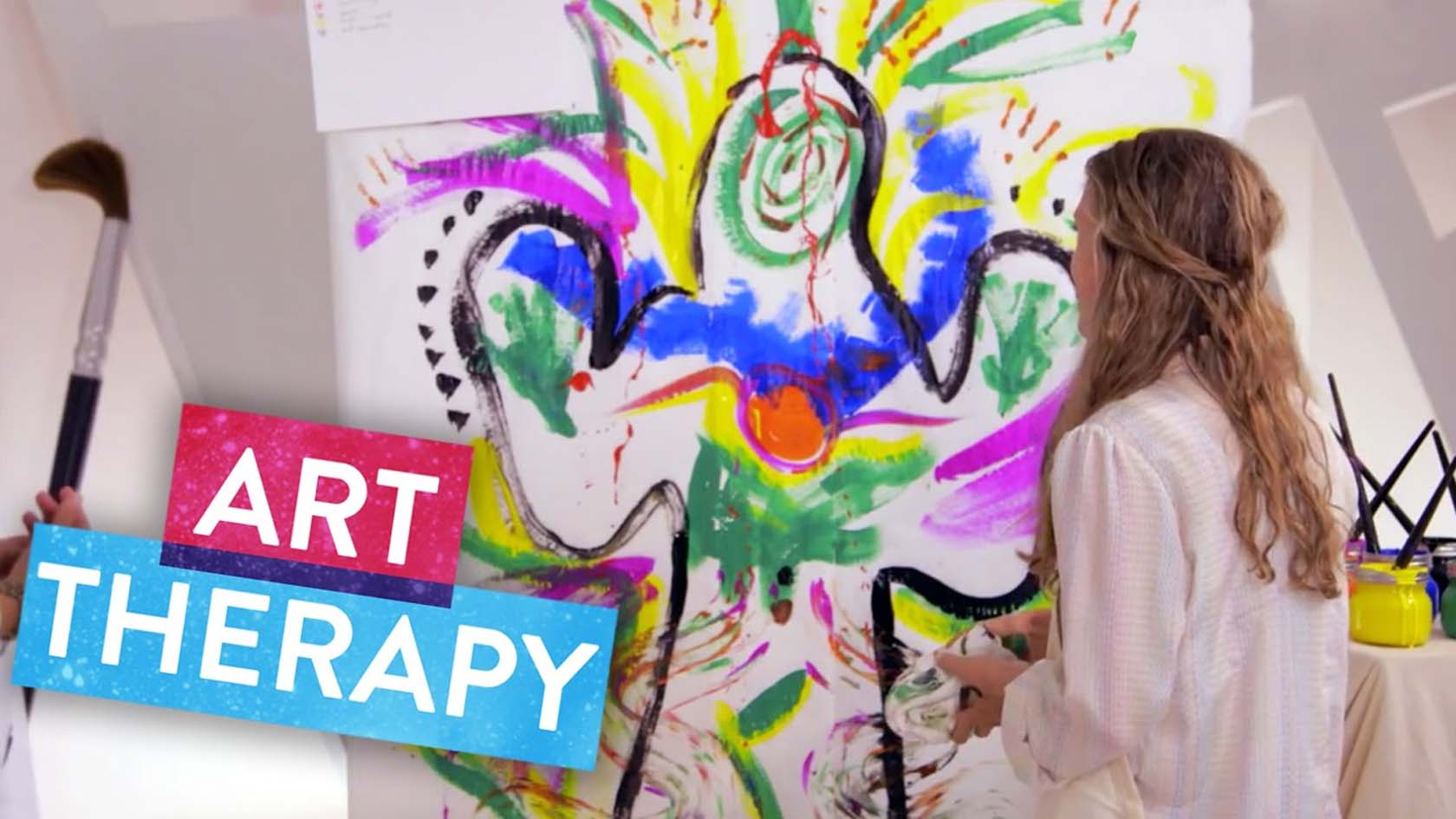 Stress Management With Art Therapy