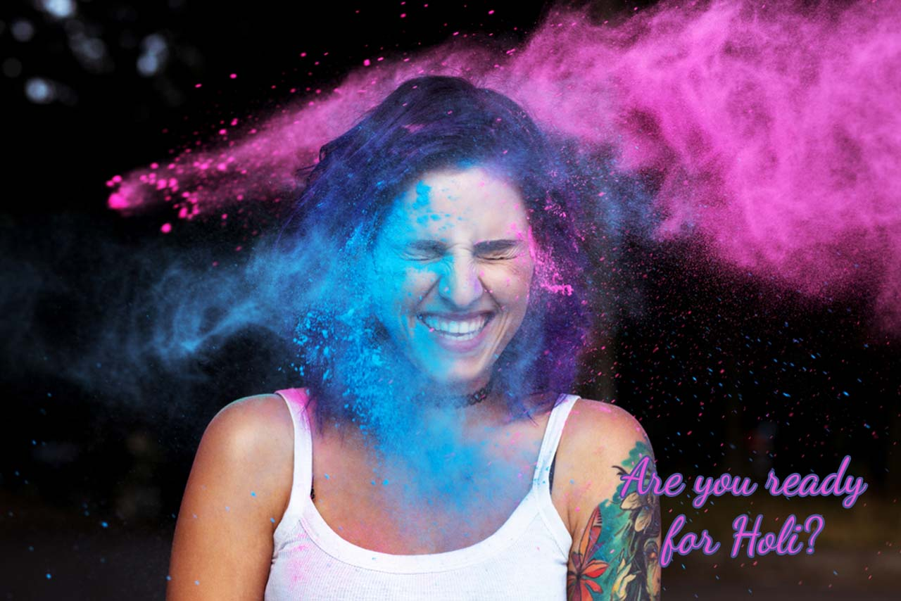 Is Your Skin Holi-Ready?