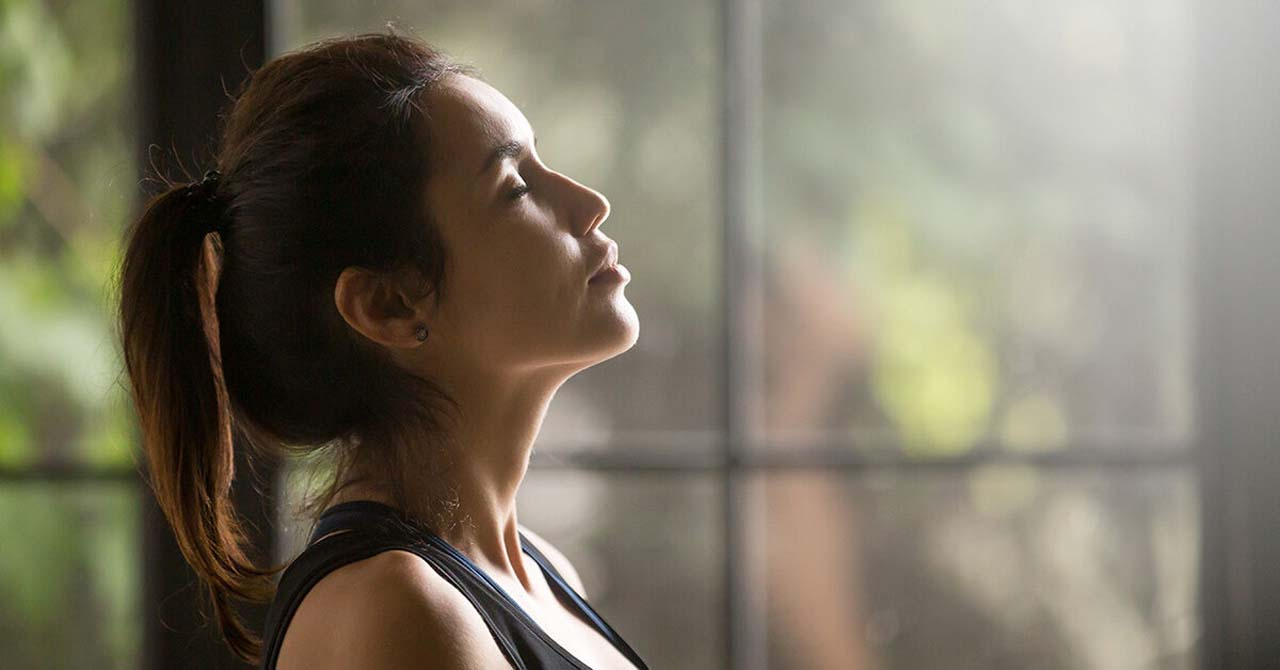 Regulate Your Breathing Pattern