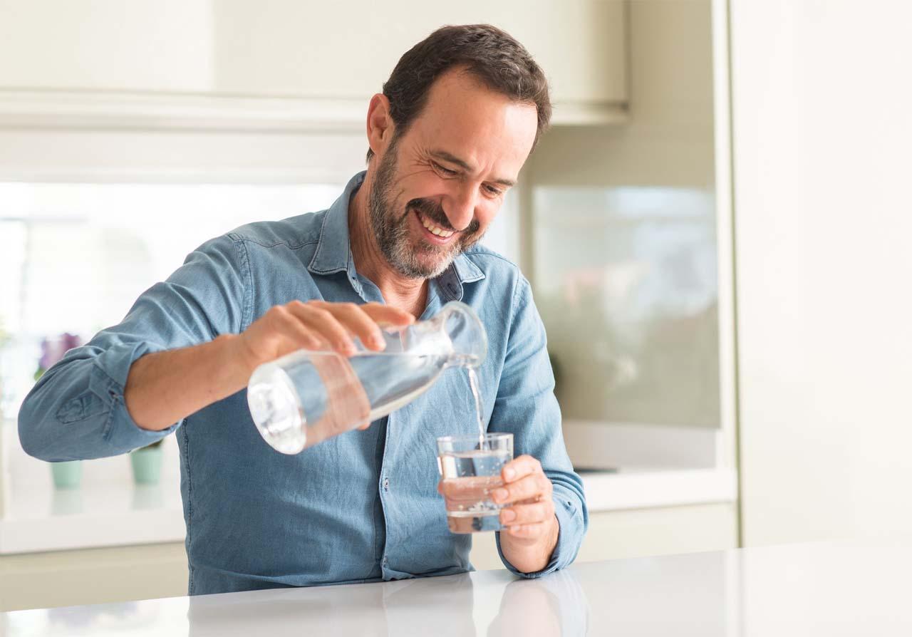 Adequate Water Intake