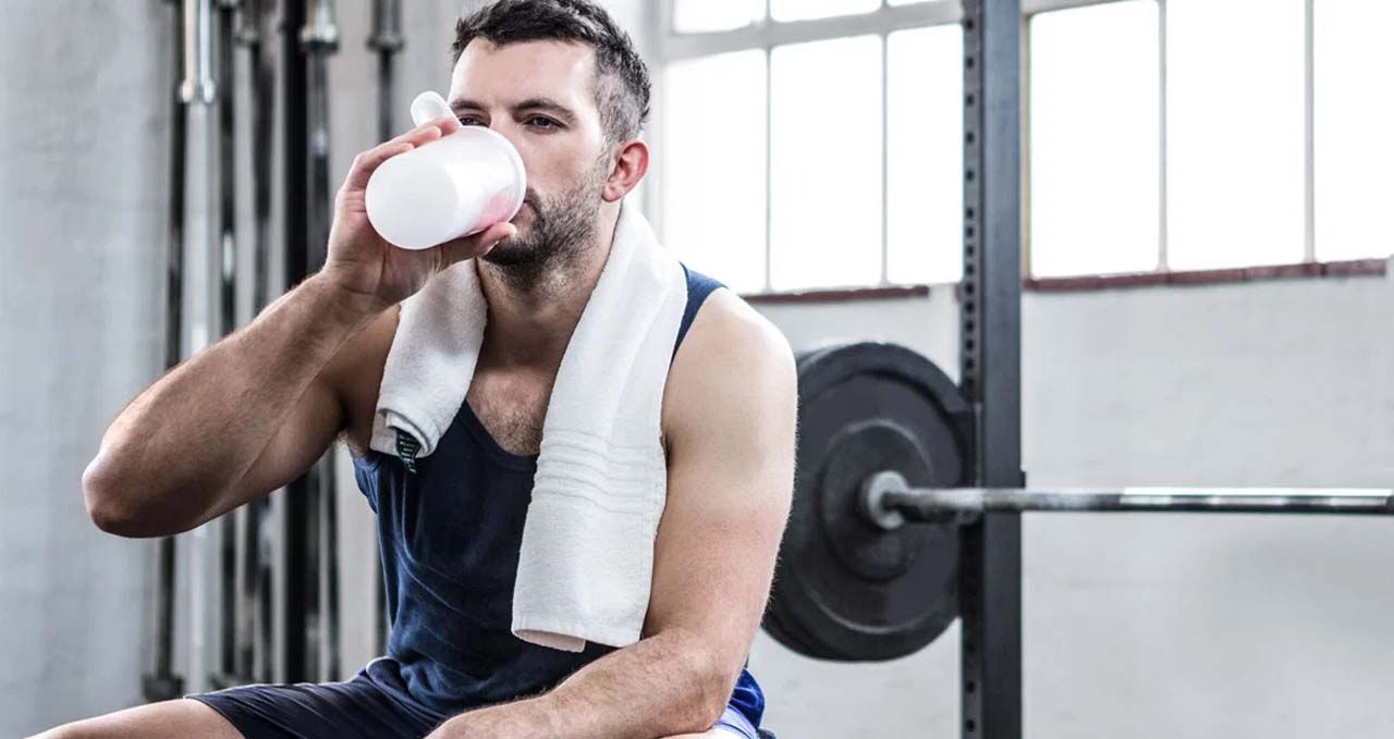 Protein Shake For Growing Muscles